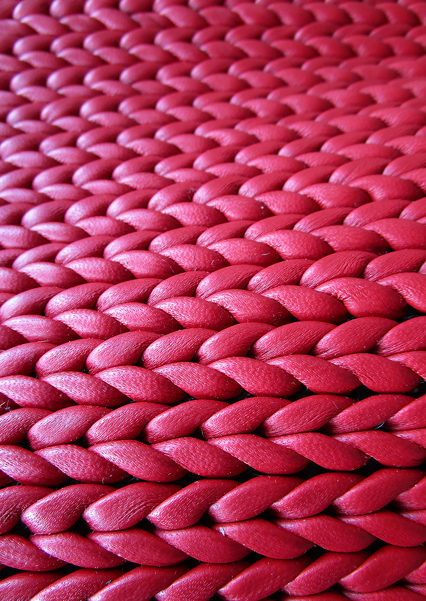 CRPT0403 leather carpet